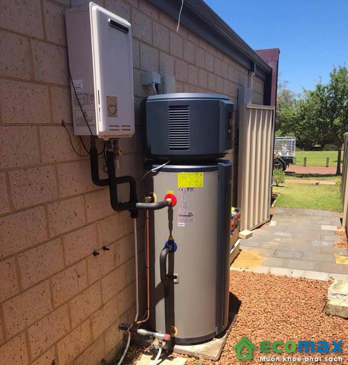 Máy bơm nhiệt heat pump media
