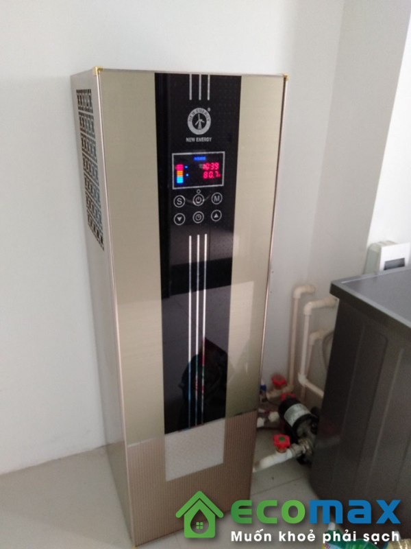 lap dat may bom nhiet nuoc nong heat pump 1