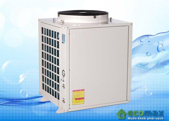 Máy bơm nhiệt công suất lớn cho spa