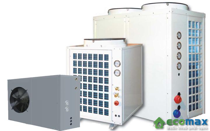 may bom nhiet heat pump 2 1