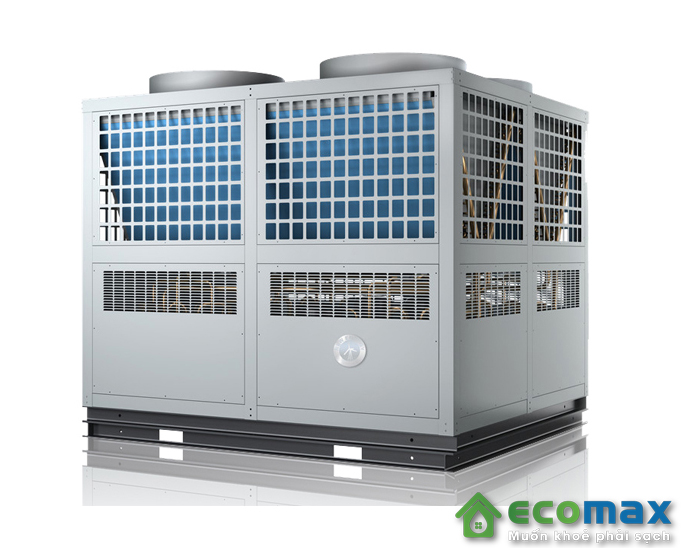 may bom nhiet heat pump cong suat lon