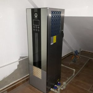 may bom nhiet heat pump new energy 3