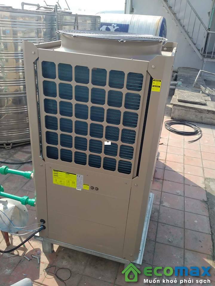 Lắp đăt ệ thống bơm nhiệt công nghiệp
