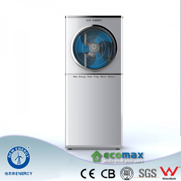 may nuoc nong bom nhiet heat pump new energy Eco B235 80p 1