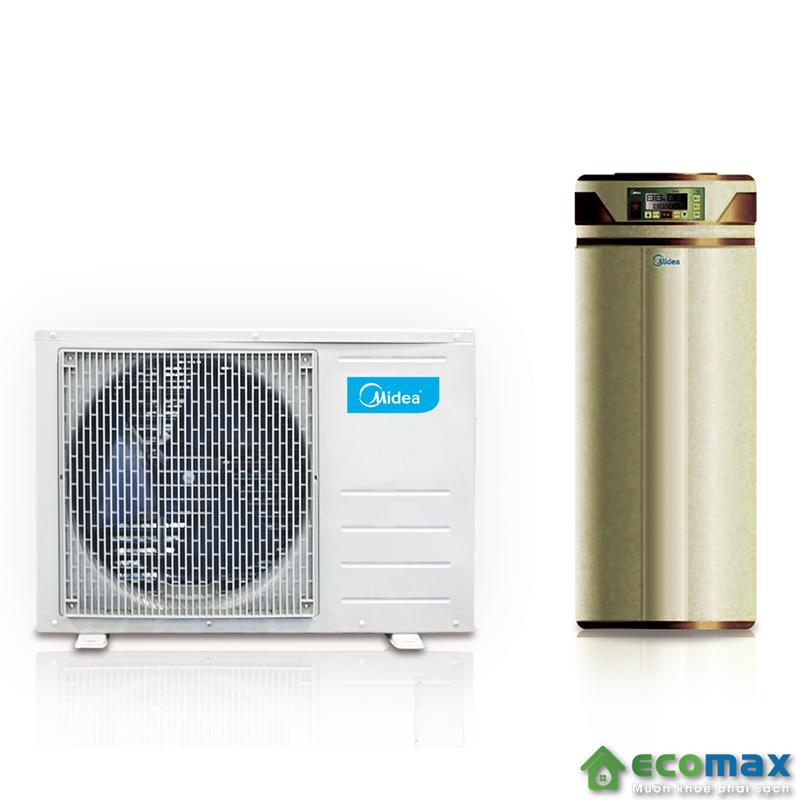 Máy bơm nhiệt heat pump midea