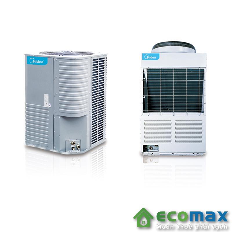 máy nước nóng Heatpump công nghiệp