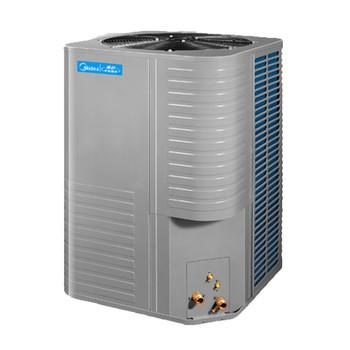 may nuoc nong trung tam heat pump midea 5