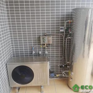 may bom nhiet heat pump KF200 X 2