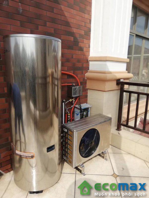 may bom nhiet heat pump KF200 X 3