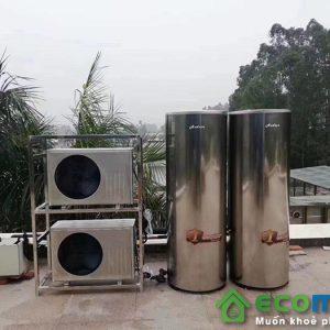may bom nhiet heat pump KF200 X 4