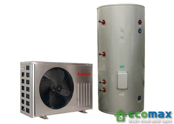 may bom nhiet heat pump audsun