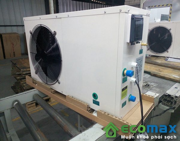 may bom nhiet heat pump audsun KF70 X 3