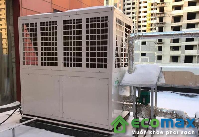 may bom nhiet heat pump trung tam Audsun ARG 20S 2