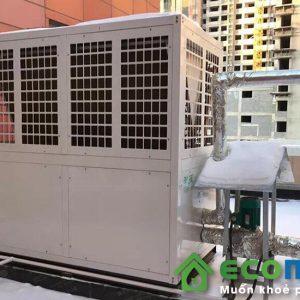 may bom nhiet heat pump trung tam Audsun ARG 25S 2