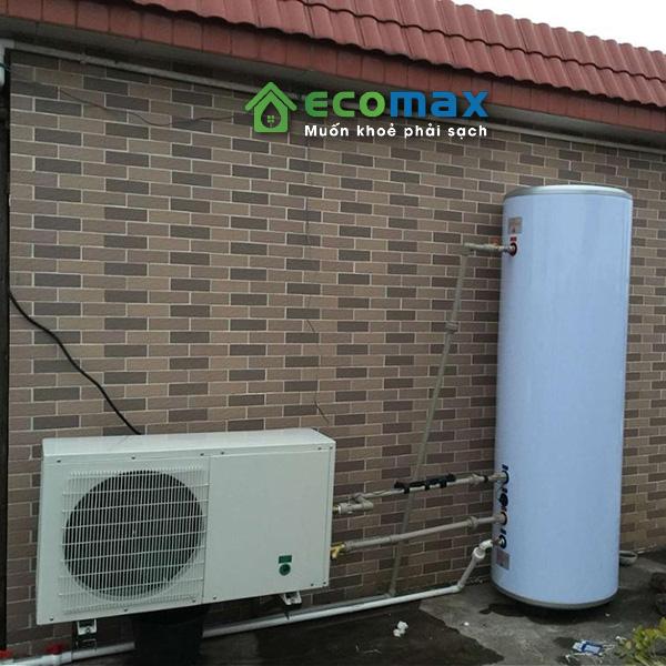 may bom nhiet nuoc nong heat pump KF140 X 3