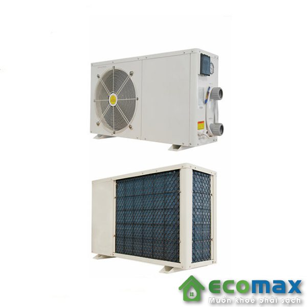 may bom nhiet nuoc nong heat pump KF140 X 8