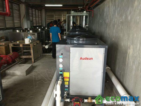 may bom nhiet nuoc nong heat pump audsun AGR 03H 6