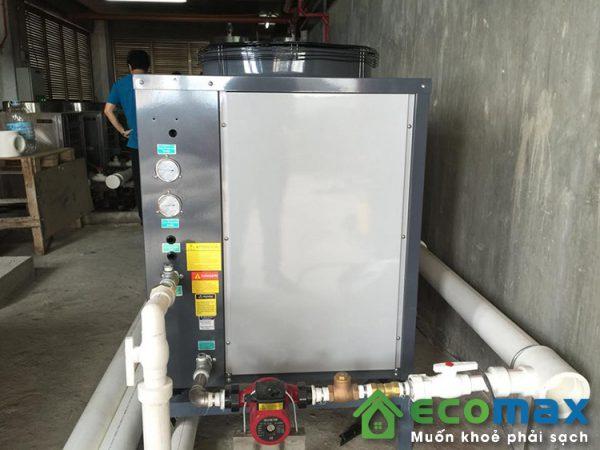may bom nhiet nuoc nong heat pump audsun AGR 05H 4