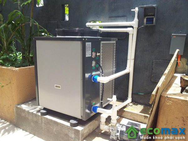 may bom nhiet nuoc nong heat pump audsun AGR 05H 5