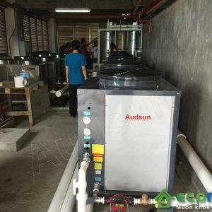 may bom nhiet nuoc nong heat pump audsun AGR 05H 6