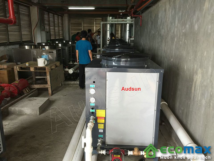 Máy nước nóng Heat Pump Audsun ARG-05H