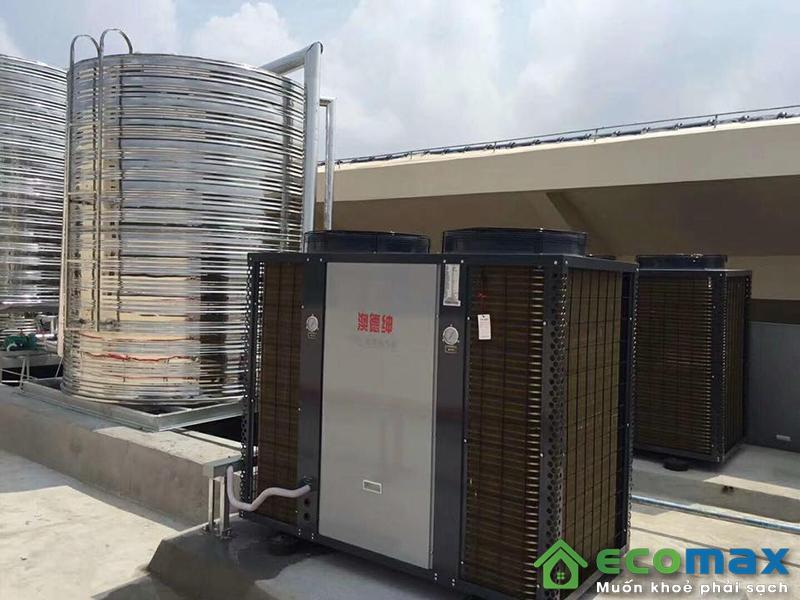 Máy bơm nhiệt công nghiệp audsun