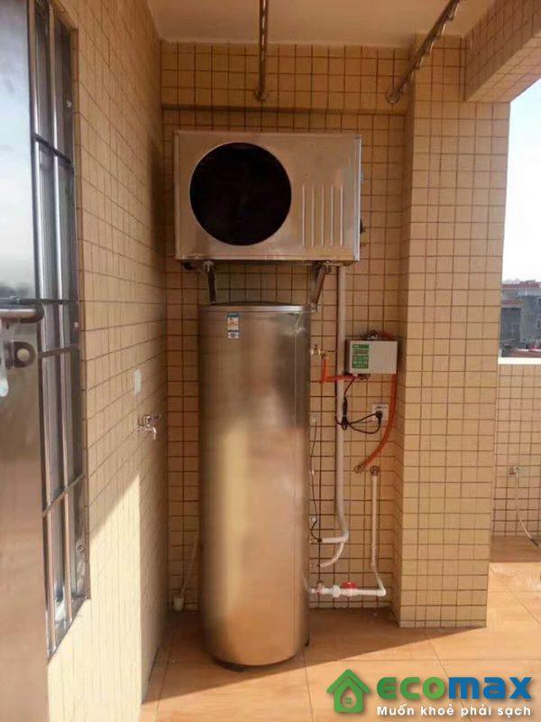 may nuoc nong bom nhiet KF100 X Heat pump audsun 8