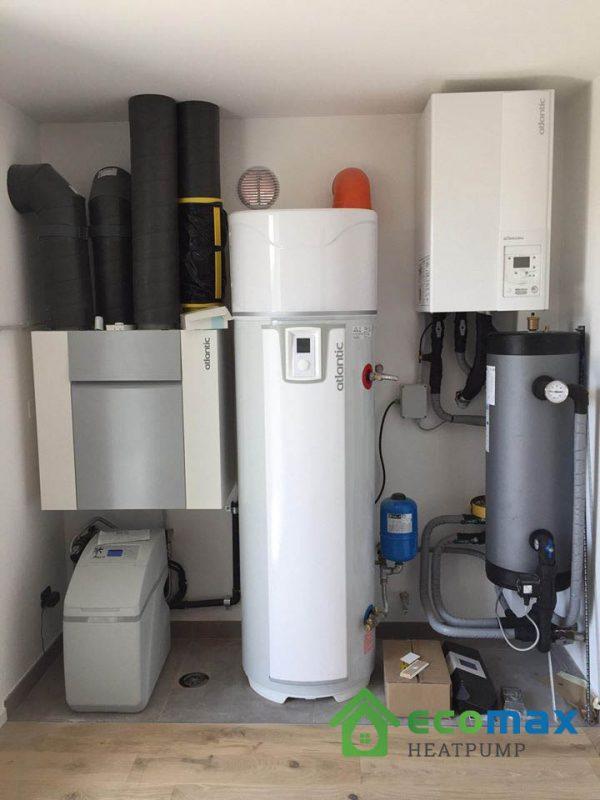 heat pump atlantic