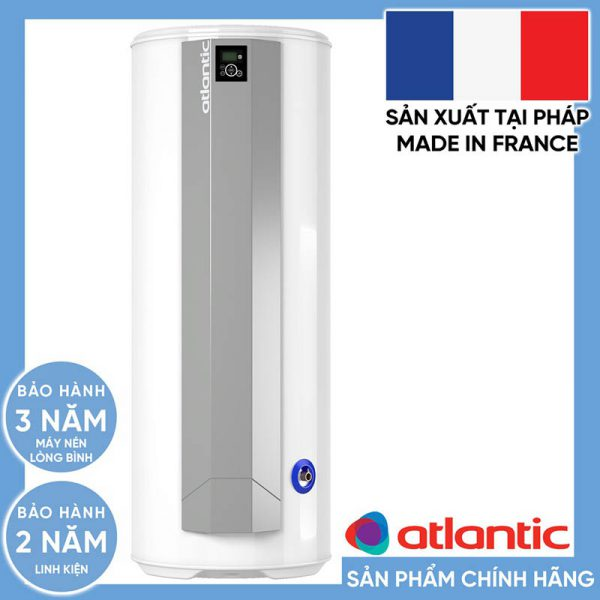 may bom nhiet atlantic phap