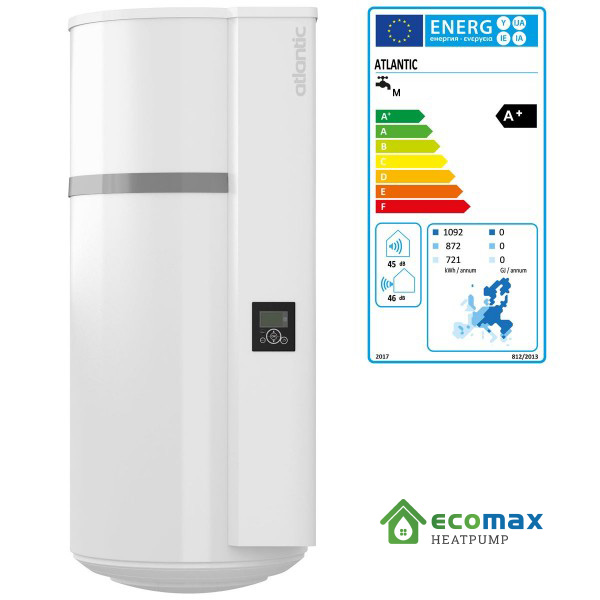 may bom nhiet heat pump Atlantic Calypso VM 100