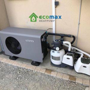 heat pump pool atlantic aeromax