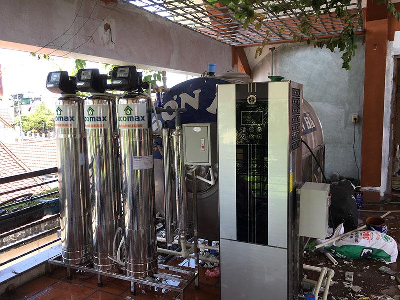 Máy bơm nhiệt nhập khẩu cao cấp