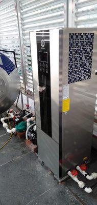 Lắp đặt máy bơm nhiệt tại Từ Sơn - Bắc Ninh