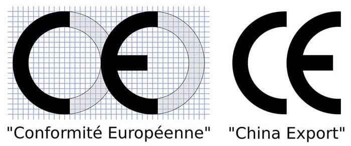 Phân biệt chứng nhận CE thật giả