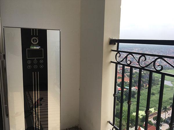 Máy bơm nhiệt Heatpump ECO-115/L200 200lít