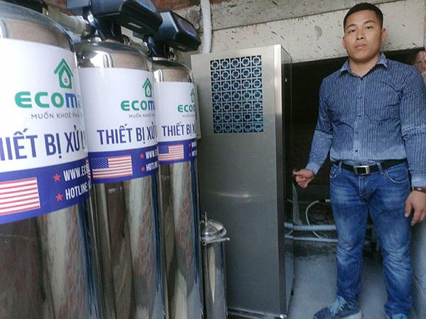 Máy bơm nhiệt cao cấp Ecomax