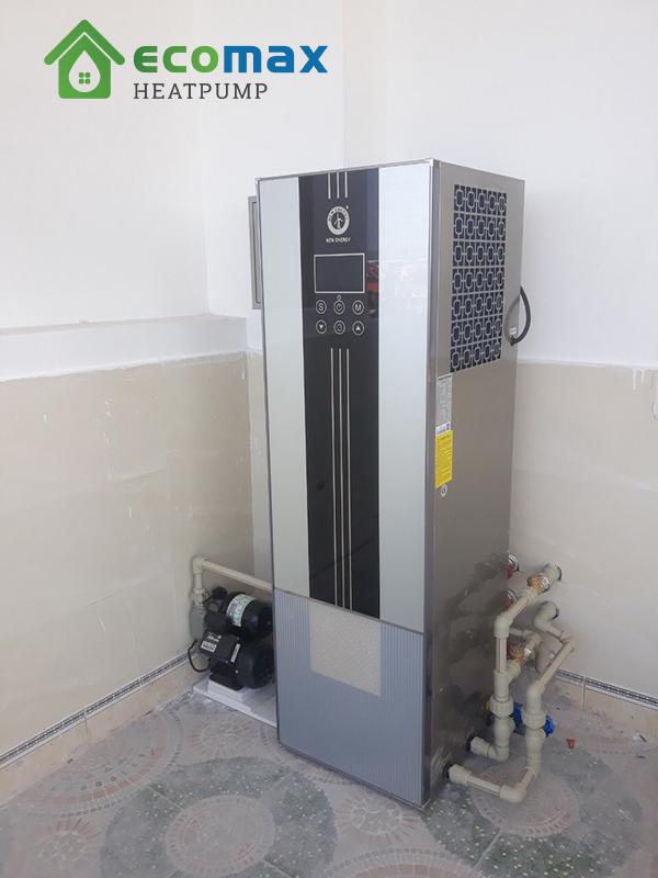 máy nước nóng bơm nhiệt ECO-K115/L200