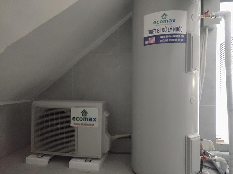 Máy nước nóng bơm nhiệt heatpump giá tốt tại Hà Nội