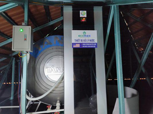 Máy bơm nhiệt heatpump New Energy tại Hạ Long