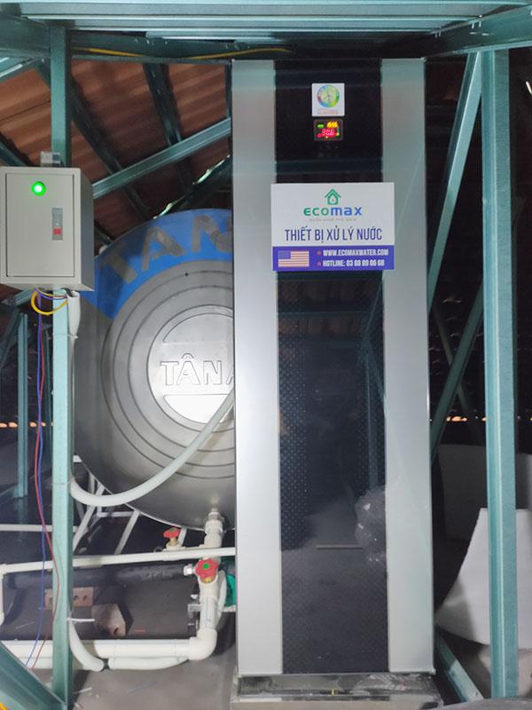 máy nước nóng trung tâm New Energy