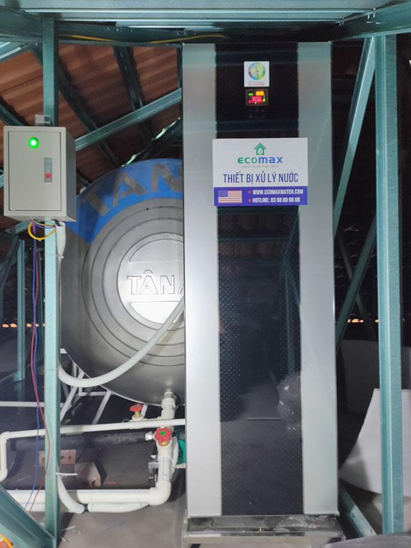 Máy nước nóng trung tâm Australia