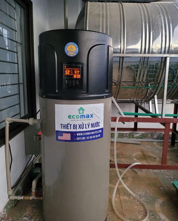 lap dat may bom nhiet heat pump new energy 150lit