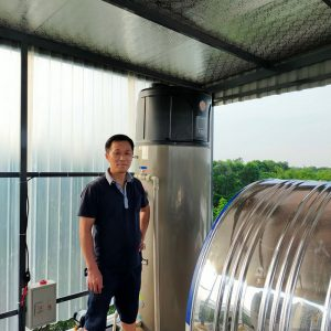lap dat may bom nhiet heat pump new energy