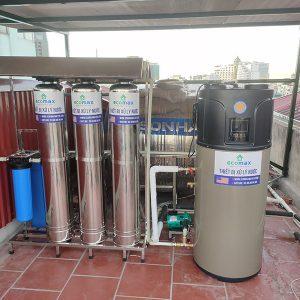 máy bơm nhiệt heatpump midea 190 lít